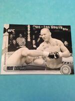 Gray Maynard UFC 2015 Topps Chronicles Black & White #53 47/188