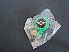 MINI COOPER Green Retractable Reel Recoil ID Badge Lanyard Name Tag