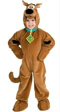 Scooby Doo Deluxe Child size 4-6 Small New w Tags boys or girls Costume Rubies