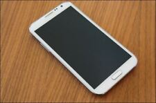 Samsung Galaxy Note 2 GT-N7100 White Unlocked Smartphone Faulty (See desc)
