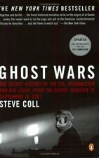 Ghost Wars: The Secret History of the CIA, Afghani
