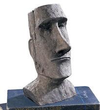 "Easter Island Moai Monolith Head Sculpture of Ahu Akivi reproduction replica 9"""