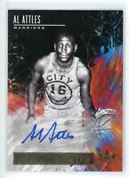 2018-19 AL ATTLES 128/149 AUTO PANINI COURT KINGS HIGH COURT SIGNATURES