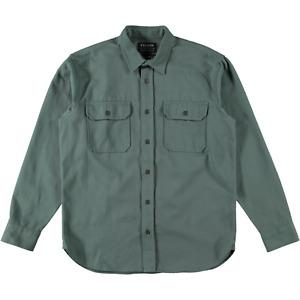 Filson Chino Twill Shirt Balsam Green