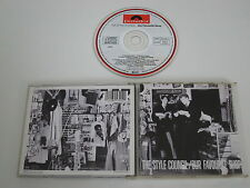 THE STYLE COUNCIL/OUR FAVOURITE SHOP(POLYDOR 825 700-2) CD ALBUM