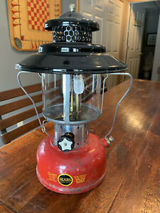 vintage sears coleman lantern Model 476-7407