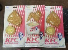 Lot Vintage Gordy Play Food KFC  Retro Hong Kong Mid Century