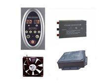 Engineering Steam Controller +Generator +Electricity Box+Fan KL-3000A  3KW