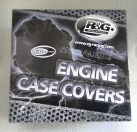 HONDA CB 1000 R 2008 > KIT PROTEZIONE CARTER MOTORE R&G CRANK CASE