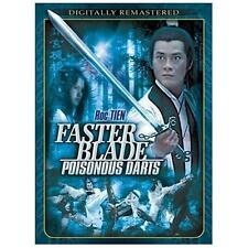 Faster Blade Poisonous Darts DVD