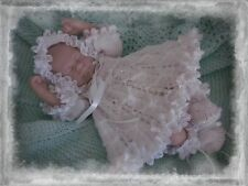 "##PATTERN## Sweet knitting pattern for 10"" - 12"" REBORN doll or similar"