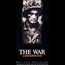 The War: A Ken Burns Film [Deluxe Edition] [Box] by Original Soundtrack CD