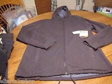 Men's Quiksilver jacket hoodie zip up coat gun hart small RARE MP123 surf skate