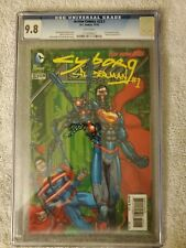 Action Comics #23.1 Lenticular Cover (New 52) Villains Month