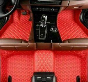 Car Floor Mats for Volkswagen Passat, Passat Alltrack 3C, 3G 2005-2021 9 Colour