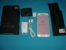 Samsung Galaxy S7 SM-G930F 5,1 -32GB- White Pearl,Weiss(Ohne Simlock) Smartphone