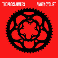 The Proclaimers : Angry Cyclist CD (2018) ***NEW*** FREE Shipping, Save £s
