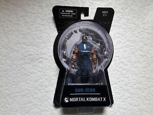Mezco Mortal Kombat X SUB-ZERO Action Figure