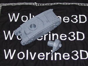 Flames Of War France Char B1 1/100 15mm FREE SHIPPING