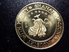 SHANANDOH COUNTY INDUSTRY WITH PLENTY BICENTENNIAL TOKEN!   ZZ522DXX