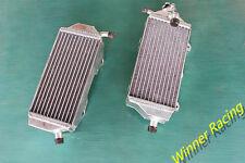 Aluminum Radiator YAMAHA YZ250F(249CC) 14-2018  YZ450F(449.7CC) 4-STROKE 14-2017