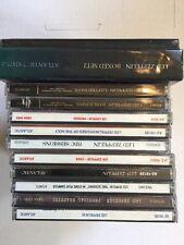 Huge Led Zeppelin 12 CD Lot Studio Albums  Collection Boxed Set Not-Remastered