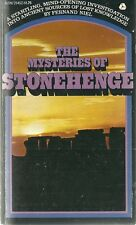The Mysteries of Stonehenge Fernand Niel 1975 Occult/Supernatural Very Good Plus