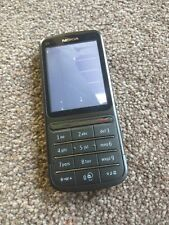 Nokia C3-01 - Warm gray  Mobile Phone Grade screen damages *** Faulty Phone