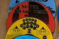 """Super Monkey Ball 2 (Nintendo GameCube, 2002) NOT WORKING """" SOLD AS IS"""