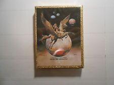 "Boris Vallejo ""Golden Wings"" Book Plates!!! Original Shrink Wrap!!"