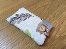 Cath Kidston Woodland Tessuto-iPod Touch 5th/6th generazione COVER CUSTODIA IN TESSUTO IMBOTTITO