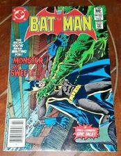 Batman #344, (1982, DC): Monster My Sweet!