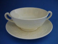 Wedgwood Cream Ware Patrician Soup Cup & Saucer several available