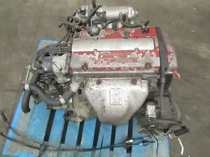 Jdm Honda Prelude H22a Type S Engine Euro R * LSD TRANSMISSION NOT INCLUDED *