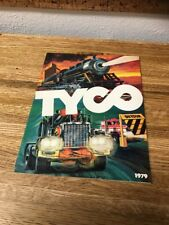 TYCO---1979 CATALOG,, TRAINS AND SLOT CARS 47 Pages