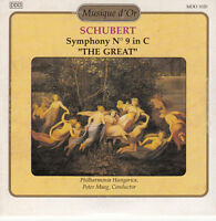 "Schubert CD Symphony N°9 in C ""The Great"" - France"