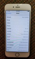 Apple iPhone 6 - 64GB - Silver (AT&T) A1549 (GSM)