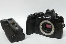 Olympus OM-D E-M1 Gehäuse / Body gebraucht ca. 15000 Auslösungen EM1 incl. HLD7