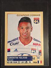 2014-15 Panini Foot France Corentin Tolisso Lyon Rookie sticker Bayern Munich