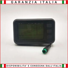 Display LCD 48 Volt - Connessione UPG