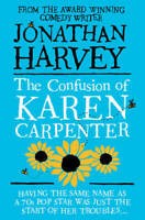 The Confusion of Karen Carpenter, Harvey, Jonathan, New, Book