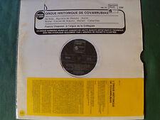 ORGUE COLLEGIALE COVARRUBIAS : DE SOLA, DURON... / Francis Chapelet - LP HM 793