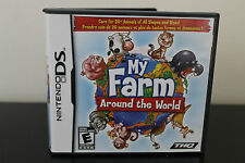 My Farm Around the World  (Nintendo DS, 2009) *Tested/Complete