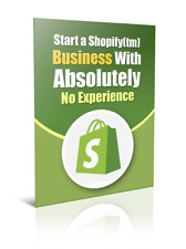 Ebook Shopify Business With Absolutely No Experience