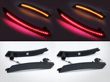 Wheel Arch Light W/Red Amber LED For MINI Cooper R55 R56 R57 R58 R59 Mk2 R60 R61