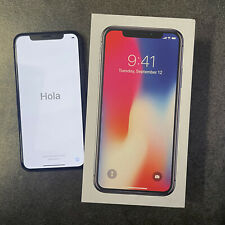 Apple iPhone X - 64GB - Space Gray (Unlocked) A1901 Great Condition