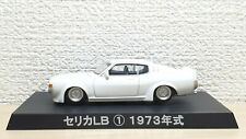 1/64 Aoshima Grachan 4 1973 TOYOTA CELICA LB WHITE diecast car model