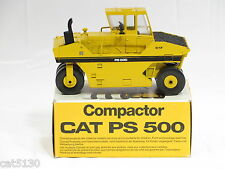 "Caterpillar PS500 Roller - ""STAGGERED STEP"" - 1/50 - Conrad #2741 - N.MIB"