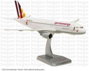 """Hogan Wings GW03, Airbus A320, Germanwings """"Wickie"""", 1:200"""