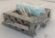 SMC Manifold, NVV5FS2-01FD-03